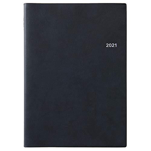 能率NOLTY手帳2021年B5ウィークリーエクリ1ブラック6140(2020年12月始まり)