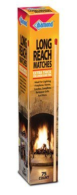 Diamond Long Reach Matches 75 Count (Pisces Best And Worst Relationship Matches)