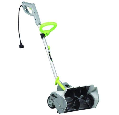Why Should You Buy Earthwise 12 AMP Electric Snow Thrower Power Shovel with Wheels Snow Blower