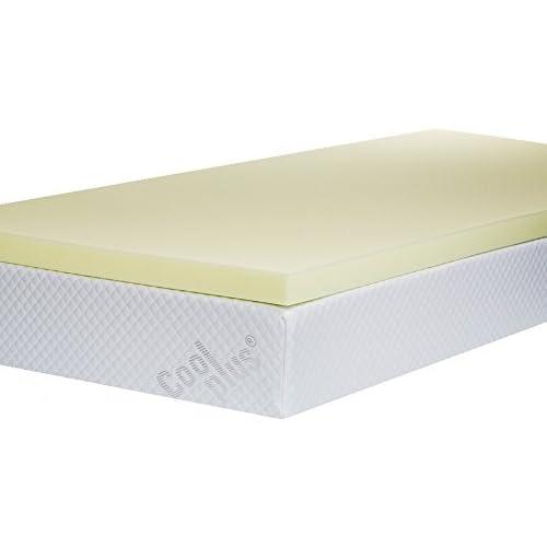 Single Bed Mattress Topper Amazoncouk