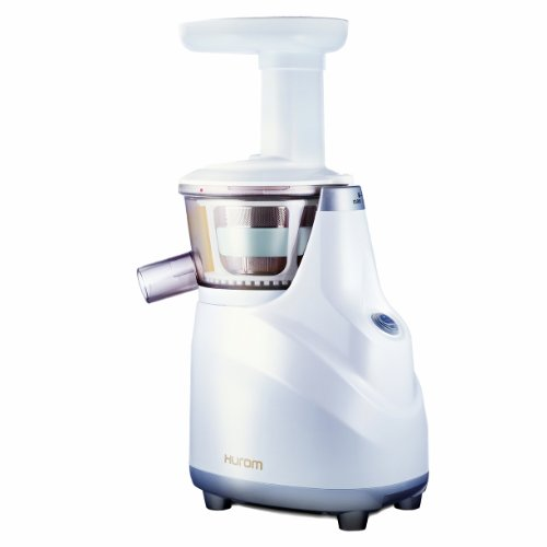 Hurom Fresh Press Juicer Single Auger Masticating Juicer (JP...