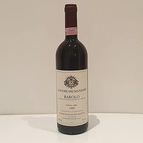 Cantina delle Meraviglie - Barolo Big 'D Big Rocche Dei Manzoni 1995 0.75 L Piemonte, Italia Rosso