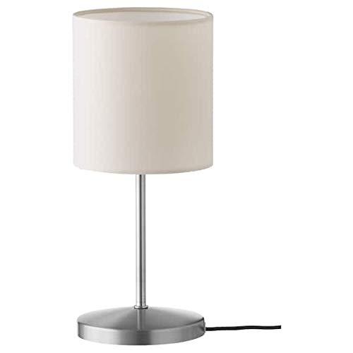 IKEA INGARED - Lámpara de mesa (30 cm, A++), color beige