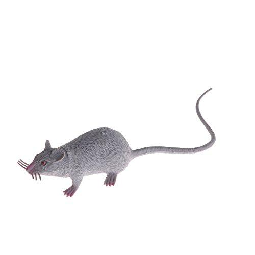Lamdoo - Scherzartikel in Grau, Größe 22*4.2cm