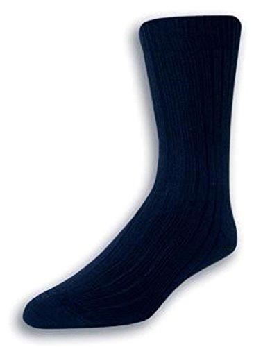 Gowitex Thibet Arbeitssocken mit Wolle & Meraklon, Farben alle:marine, Größe:43/46