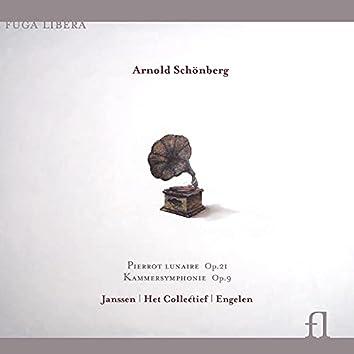 Schönberg: Pierrot Lunaire & Kammersymphonie