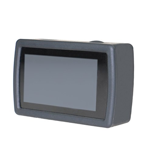 Deyard [2PCS] Silicone Rubber Protective Housing Case + Lens Cap Cover for Xiaomi Yi 4K / Yi 4K+ Plus/Yi Lite Action Camera - Black and White