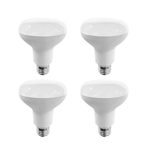 4VWIN 10W Reflektor R80 LED-Lampe (60W) 3000K Warmweiß E27 ES Edison Schraube 220-240V 800lm CRI80 [Energieklasse A +]