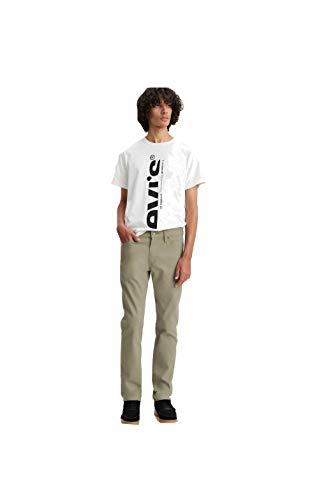 Levi's Herren 511 Slim Jeans, Muddy Forest Sueded Sateen Wt B, 38W / 32L