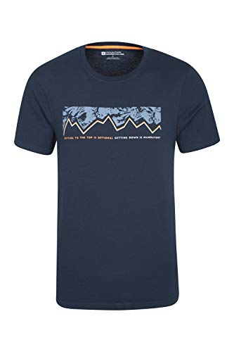 traspirante Mountain Warehouse London Kids Tee-Leggero Primavera T-shirt