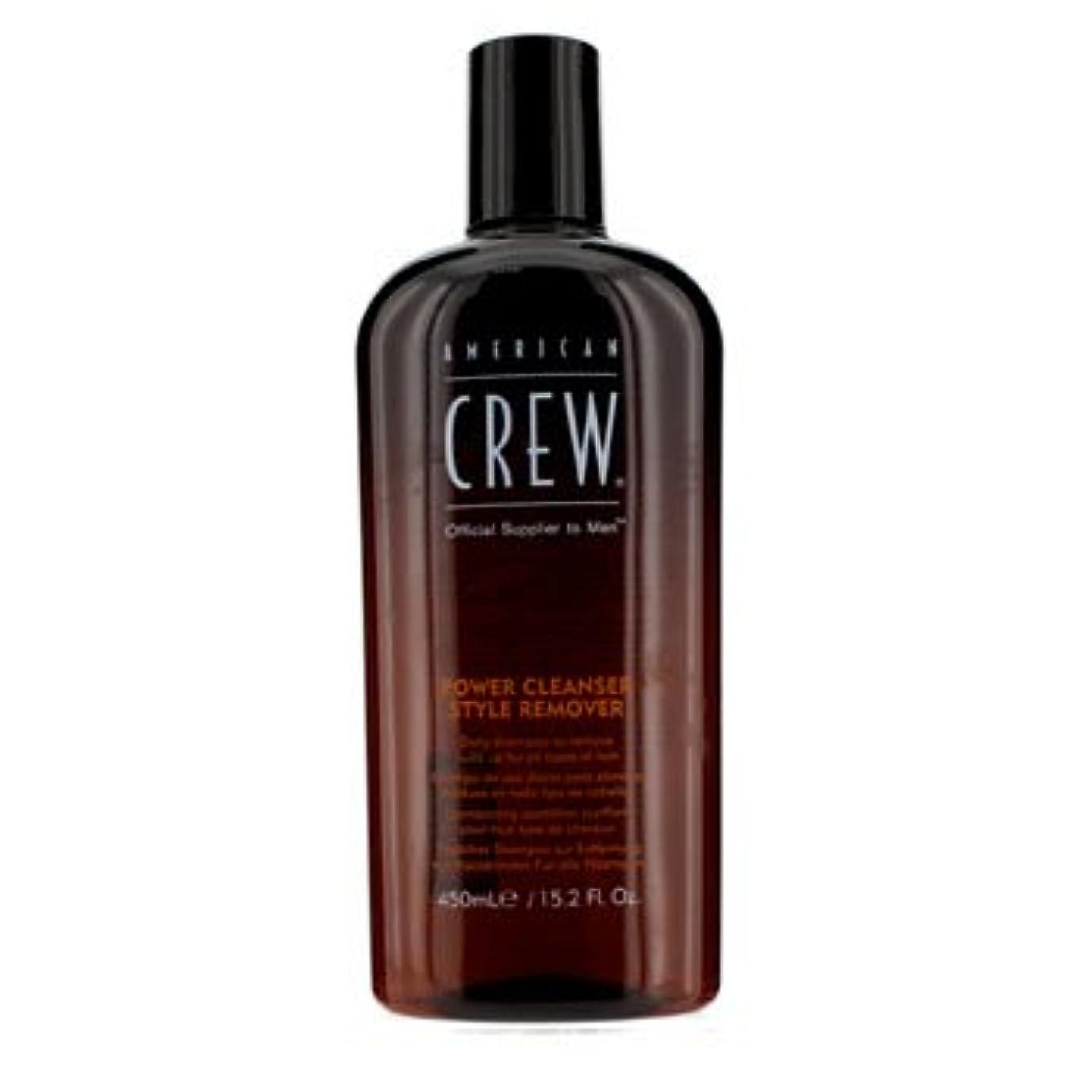 ソース相互スカルク[American Crew] Men Power Cleanser Style Remover Daily Shampoo (For All Types of Hair) 450ml/15.2oz