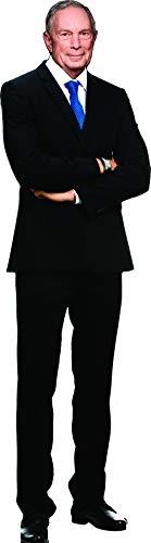ああー! マイケル・ブルームバーグ 等身大段ボールカットスタンド 6フィート