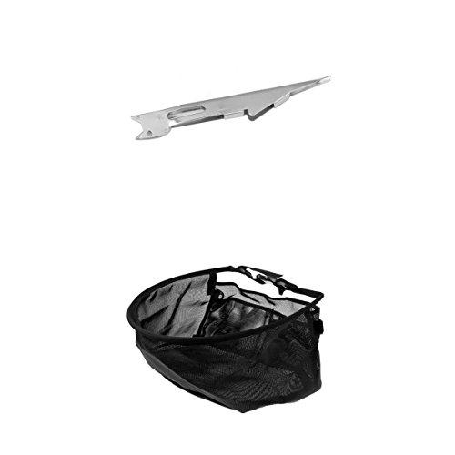 T TOOYFUL Fliegenfischen Binden Werkzeug Metall Nagel