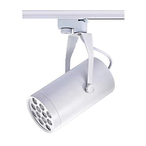 B Blesiya - Luz de riel de 12 W, luz blanca