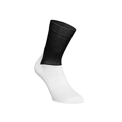 POC Herren Essential Mid Length Sock, Uranium Multi Black, LRG