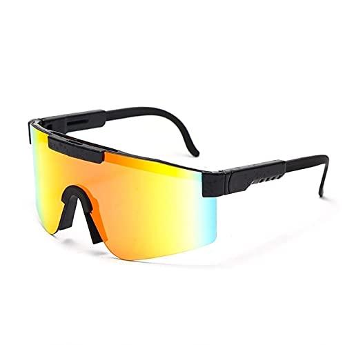 SNCAIZG Pit-Vipers Gafas De Sol Polarizadas para Hombres Y Mujeres, Gafas De Sol Retro para Hombre, Deportes Al Aire Libre, Golf, Ciclismo, Pesca, Senderismo, Gafas, Gafas De Sol