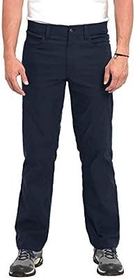 Eddie Bauer Mens Adventure Trek Pants (Blue Nights, 36W x 30L)