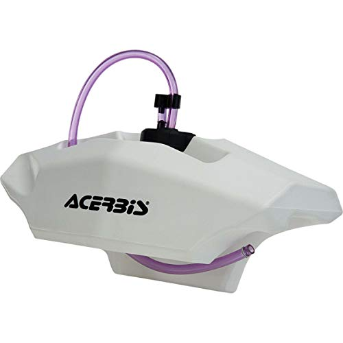 Acerbis Front Auxiliary Fuel Tank - White - 0.6 Gal. 2300330002 by Acerbis