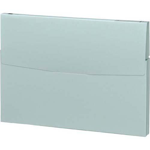コクヨ ケースファイル 高級色板紙 A4縦 青 30冊