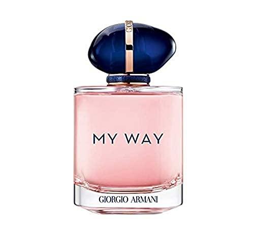 GIORGIO ARMANI My Way Eau de Parfum Spray for Women, Multi-Color, 3 Ounce