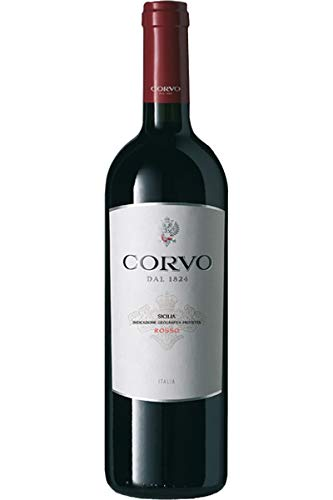 Corvo Rosso Rotwein Sizilien trocken 0,75 L