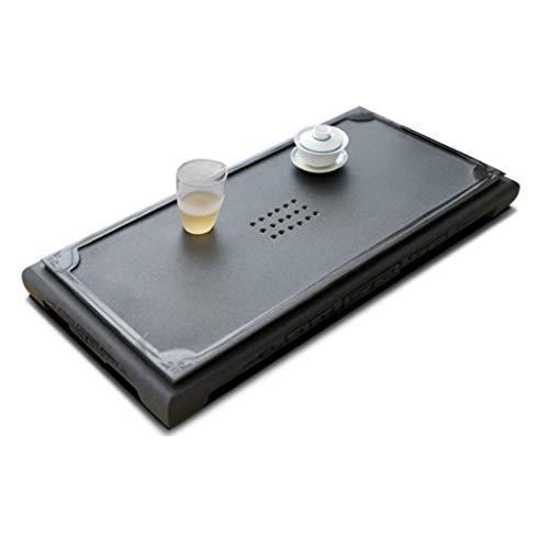 Best Deals! Teapots & Coffee Server Natural Stone Tea Tray Drain Board Rectangular Stone Tray Tradit...
