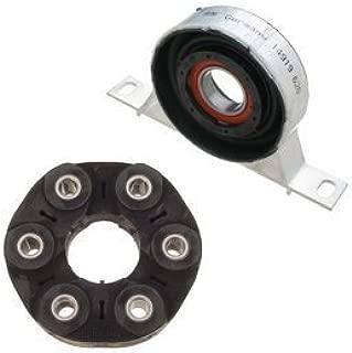 BT25 26127501257/26117511454 Driveshaft Center Support Bearing Flex Joint Disc Kit BMW 3 Series E46 E85