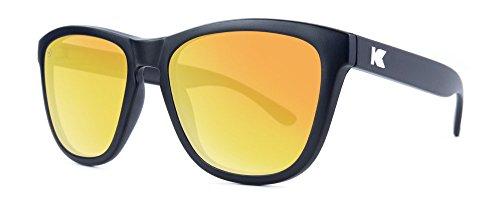 Sonnenbrillen Knockaround Premium Black / Sunset