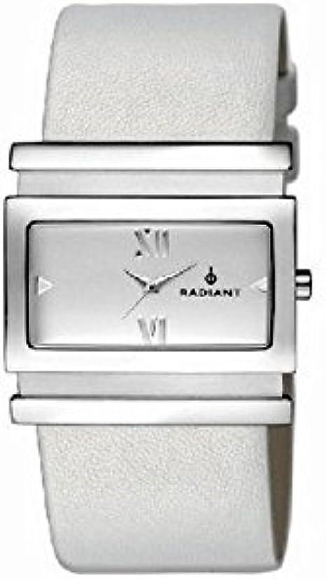 Radiant Reloj analogico para Mujer de Cuarzo con Correa en Piel RA67602