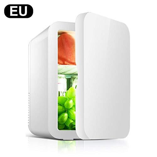 N/R 8-l-Minikühlschrank, Tragbarer Kompaktkühlschrank Mit Großer Kapazität, Kühler Und Wärmer, Super Leiser Gefrierschrank Im Fahrzeug Für Autos, Häuser, Büros Und Schlafsäle