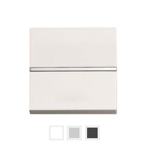 Niessen - n2201bl Interruptor ancho unipolar Niessen Zenit 16 A Blanco