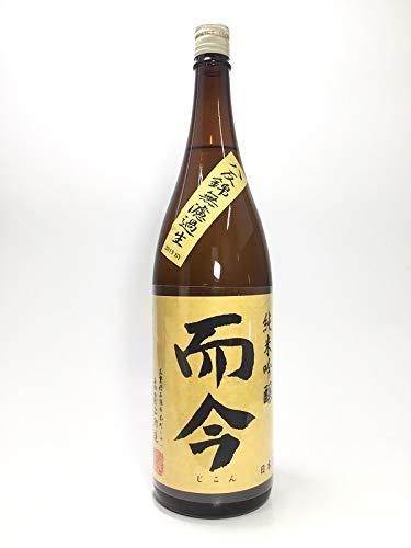 而今(じこん)純米吟醸 八反錦[無濾過]1.8L 木屋正酒造