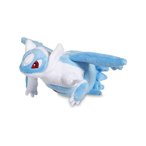 Pokémon Center: Sitting Cuties Latios Poké Plush, 8 Inch