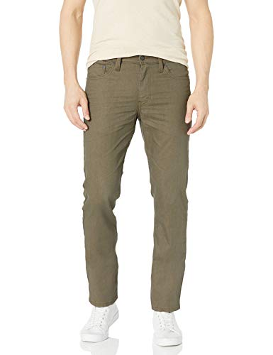 Levi's Men's 511 Slim Fit Jean, New Khaki 3D - Stretch, 34W x 32L