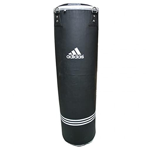 Adidas Pro Safety - Saco de boxeo (150 x 35 cm, 30 kg), color negro