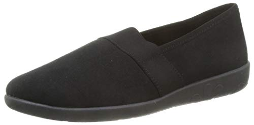 Rohde Womens Ballerup Slippers Slipper, 90 Black, 7 UK