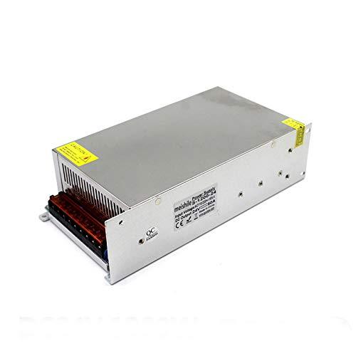 MEISHILE 24V 50A 1200W LED Fahren Netzteil Schaltnetzteil Die Industrielle Energieversorgung Transformator CCTV 220V AC to DC 24V 1200 Watts Stromversorgung