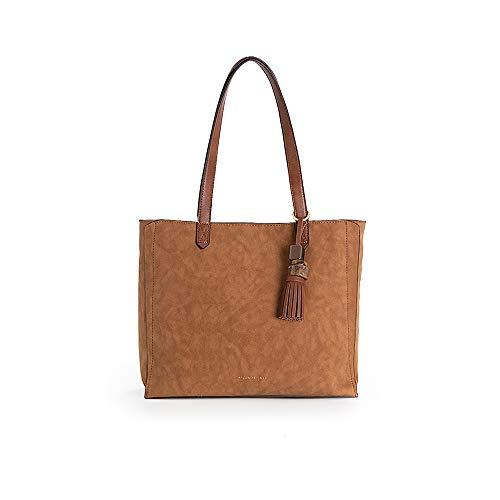 PACO MARTINEZ | Bolso Shopper Hanger Piedras | 26x32x13,5 | Grande