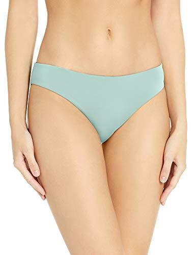Bikini Lab Junior's Hipster Bikini Swimsuit Bottom, Seafoam, XX-Small