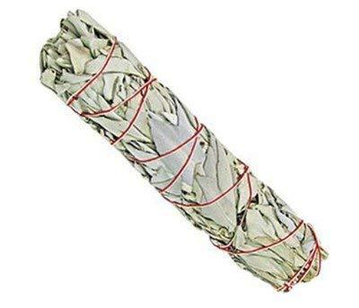 Native Spirit: Weißer Salbei Räucherbündel XXL, ca. 22 cm (9 Inch) 70-85 g, 100% Natur aus Kalifornien