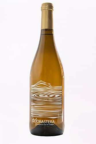 Vino DEFORASTERA Forastera Gomera en Barrica 75 cl. Producto Islas Canarias
