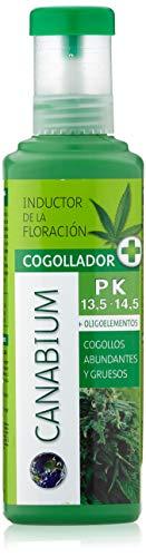 Flower CANABIUM COGOLLADOR+ PK 13,5-14,5 500, Único