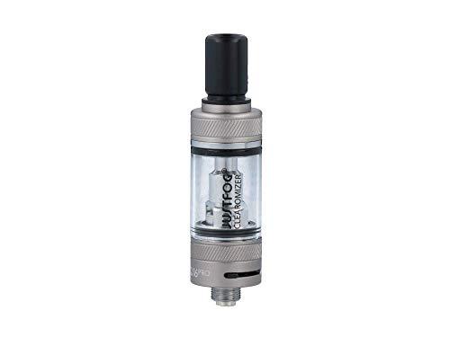 JustFog Q16 Pro Clearomizer Kit silber ohne Nikotin