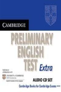 (1.audio cd).camb.preliminary english test.(pet)