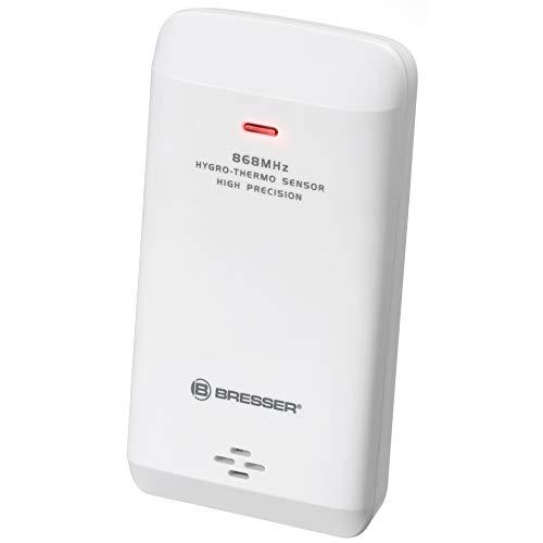 Bresser Wetterstation Thermo-/Hygro Außensensor 7 Kanal 868 MHz (geeignetfür Wetterstationen Wetter Center 7002540CM3000 und 7002560CM3000)