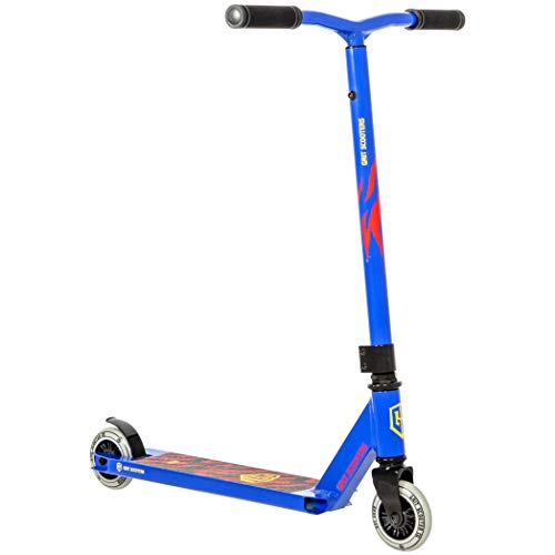Grit Atom Complete Pro Stunt Scooter (azul)