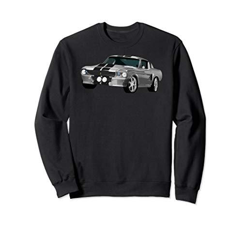 American Horsepower Muscle Car Hot Rod Pony Car Classic Sweatshirt