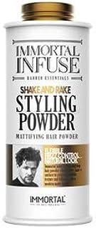 Immortal NYC Infuse Mattifying Hair Styling Powder 20 G