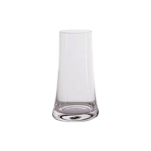 Alessi Splügen 2 Biergläser + Flaschenöffner, Glas, transparent, 11.5 x 25 x 11.5 cm, 3-Einheiten