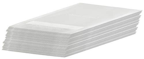 Rosenstein & Söhne Vakuum Folienbeutel: 100 Profi-Folienbeutel für Balken-Vakuumierer, 20 x 30 cm (Tüte für Vakuumierer)